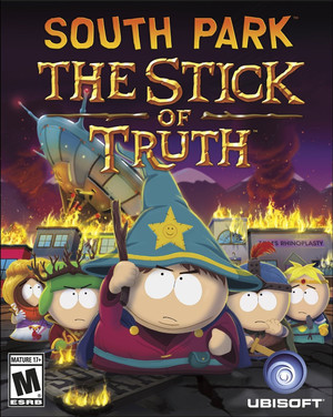 Cover for South Park: The Stick of Truth.