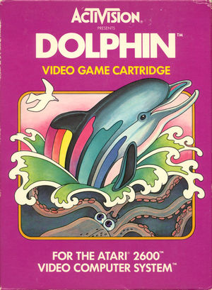 Cover for Dolphin.