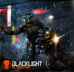 Cover for Blacklight: Retribution.