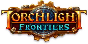 Cover for Torchlight Frontiers.