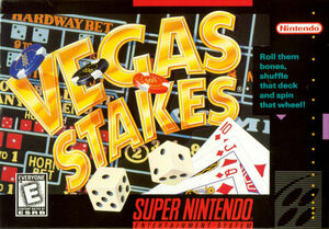 Cover for Vegas Stakes.