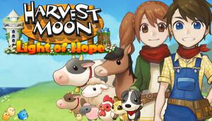 Cover for Harvest Moon: Light of Hope.