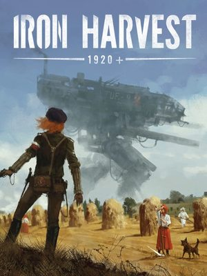 Cover for Iron Harvest.