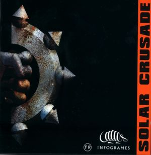 Cover for Solar Crusade.