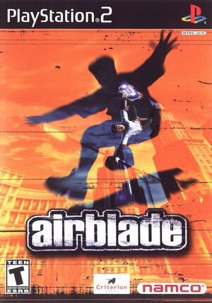 Cover for AirBlade.