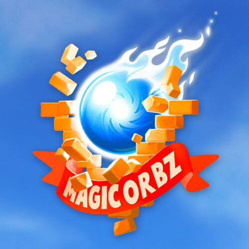 Cover for Magic Orbz.