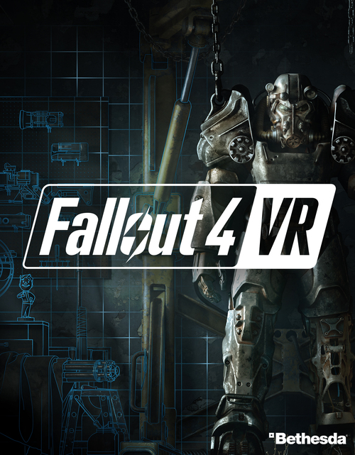 Cover for Fallout 4 VR.