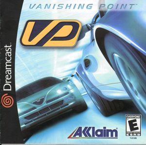 Cover for Vanishing Point.
