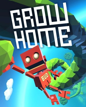 Cover for Grow Home.