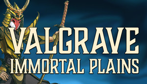 Cover for Valgrave: Immortal Plains.