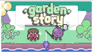 Cover for Garden Story.