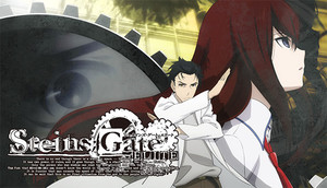 Cover for Steins;Gate Elite.
