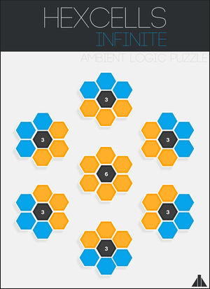 Cover for Hexcells Infinite.