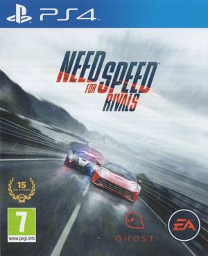 Cover for Need for Speed: Rivals.