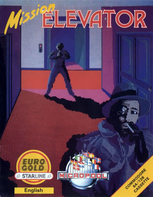 Cover for Mission Elevator.