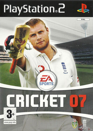 Cover for Cricket 07.