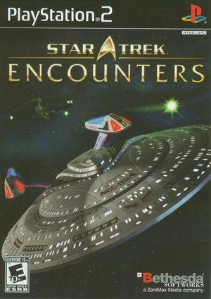 Cover for Star Trek: Encounters.