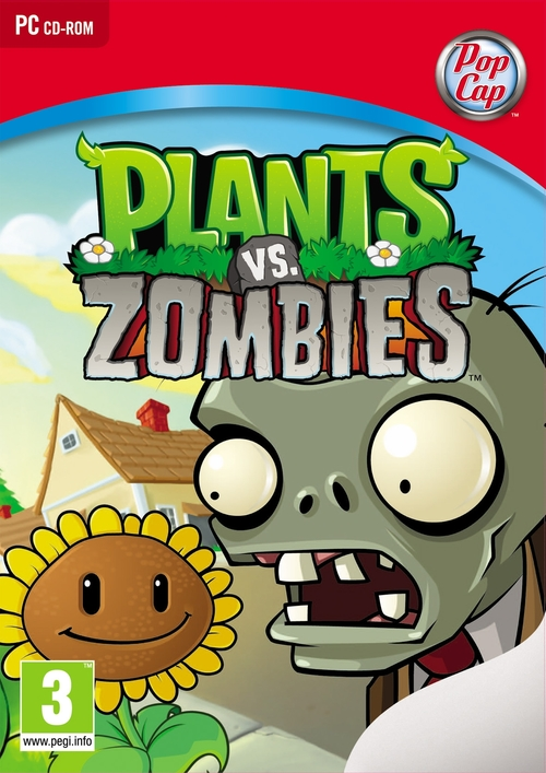 Cover for Plants vs. Zombies.