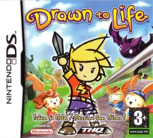 Cover for Drawn to Life.