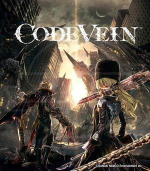 Cover for Code Vein.