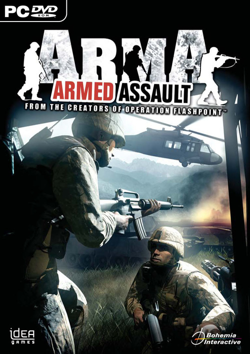 Cover for ARMA: Combat Operations.