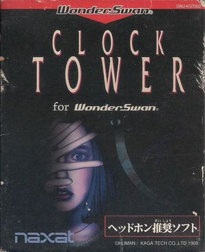 Cover for Clock Tower.