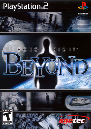 Cover for Echo Night: Beyond.