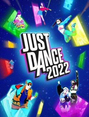 Cover for Just Dance 2022.