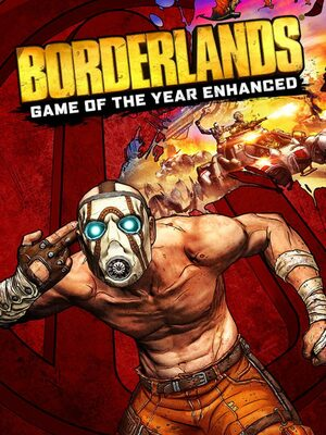 Cover for Borderlands: Game of the Year Edition Enhanced.