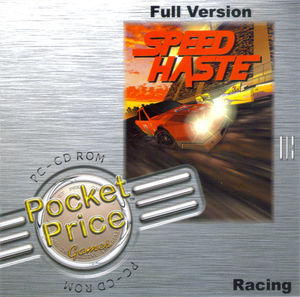 Cover for Speed Haste.