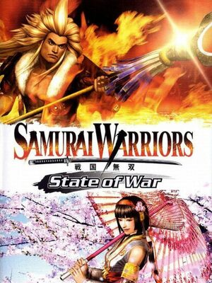 Cover for Samurai Warriors: State of War.