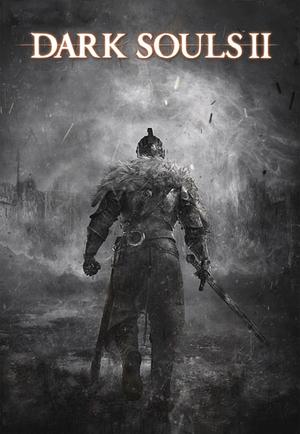 Cover for Dark Souls II.