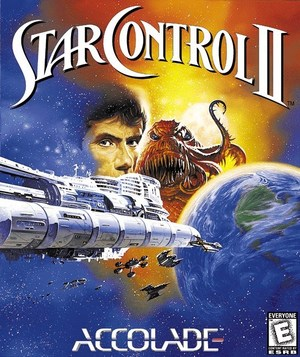 Cover for Star Control II.