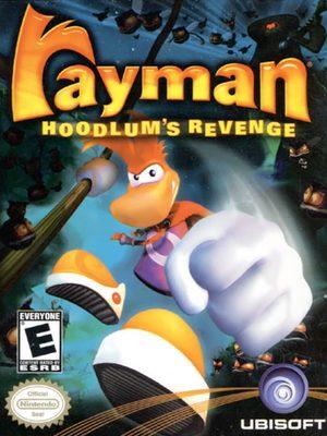 Cover for Rayman: Hoodlums' Revenge.