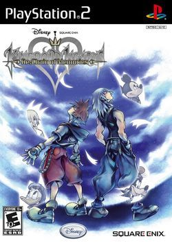 Cover for Kingdom Hearts Re:Chain of Memories.