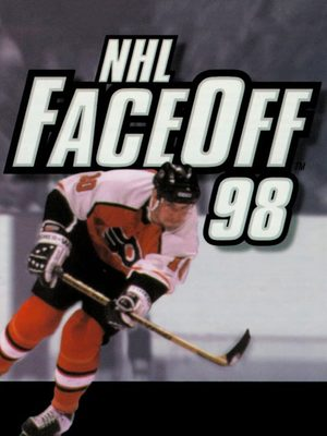 Cover for NHL FaceOff 98.