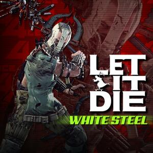 Cover for Let It Die.