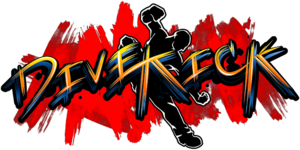 Cover for Divekick.