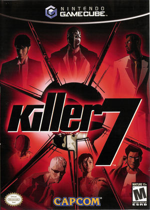 Cover for Killer7.