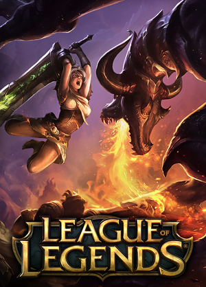 Cover for League of Legends.