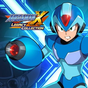 Cover for Mega Man X Legacy Collection.