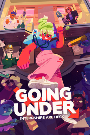 Cover for Going Under.