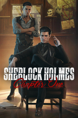 Cover for Sherlock Holmes: Chapter One.