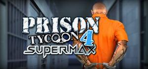 Cover for Prison Tycoon 4: Supermax.