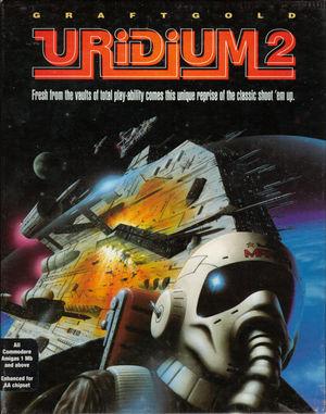 Cover for Uridium 2.