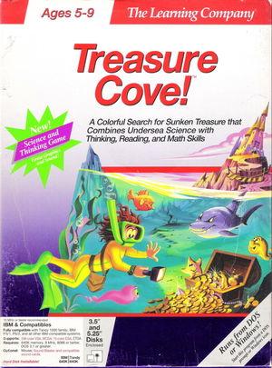 Cover for Treasure Cove!.
