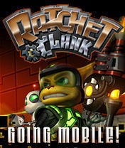Cover for Ratchet & Clank: Going Mobile.