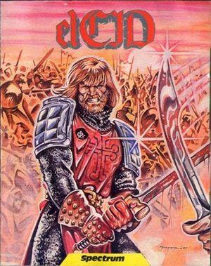 Cover for El Cid.