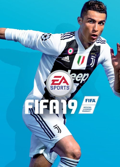 Cover for FIFA 19.