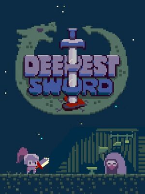 Cover for Deepest Sword.